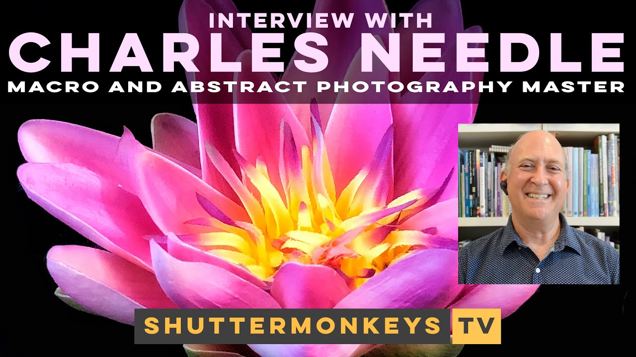 Interview with macro photographer Charles Needle
