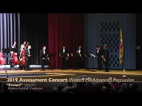 Winters Mill High School Advanced Percussion: Escape