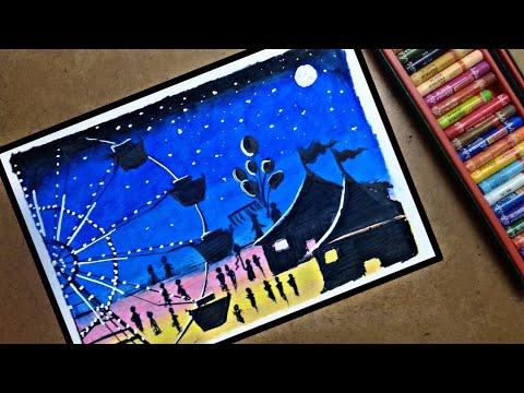 Boishakhi mela festival Drawing || Artxone