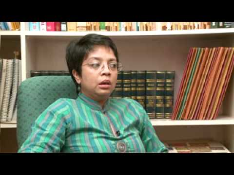 """Judges were embarrassed to say things like """"sex"""" or """"condoms"""" - Advocate Shomona Khanna"""