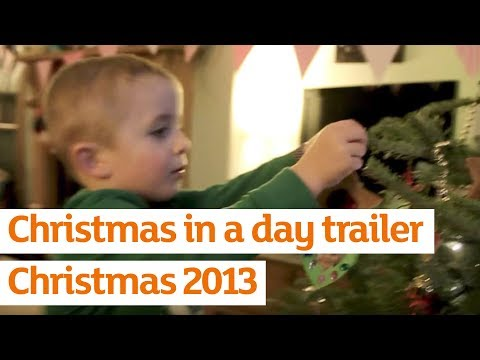 Online trailer for Christmas Advert | Sainsbury's Ad | Christmas 2013
