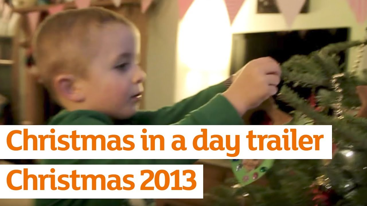 Online trailer for Christmas Advert | Sainsbury's Ad ...