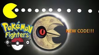 Roblox | Pokemon Fighters EX | Totality Lunatone Code!!!