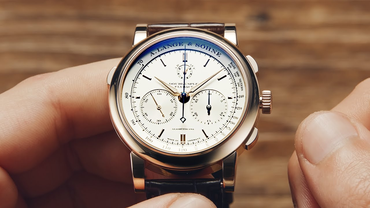 The A. Lange & Söhne Double Split Is Literally Next Level | Watchfinder & Co.