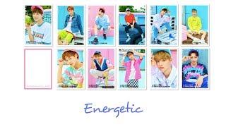 【認聲版+中字】Wanna One (워너원) - Energetic (에너제틱)