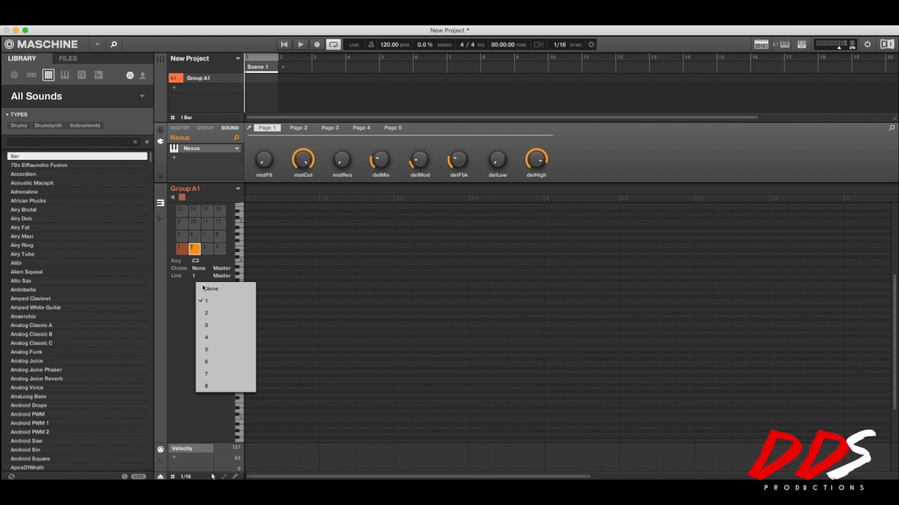 Maschine Tutorial: Linking Multiple Vsts (Using Omnisphere & Nexus At The  Same Time)