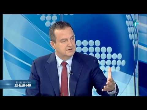 Dačić: Srbija neće da prizna Kosovo, ali za trajno rešenje