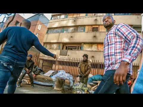 Смотреть Йоханнесбург. Самый Бандитский Город Африки. онлайн