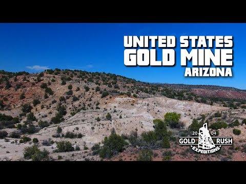 United States Gold Mining Claim - Arizona - 2017