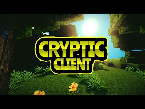 MCPE 1.0.8 CRYPTIC V1 HACKED CLIENT