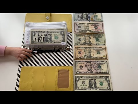 CASH ENVELOPE STUFFING our SINKING FUNDS