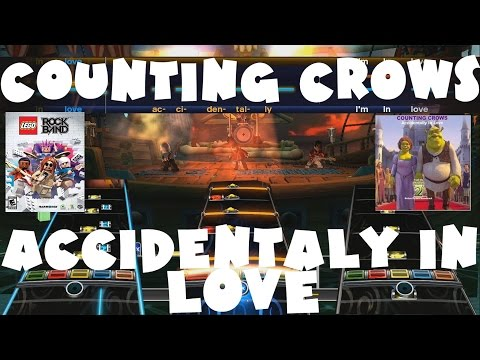 Counting Crows  Accidentally in Love  LEGO Rock Band Expert Full Band