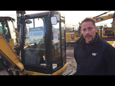 #Ready2GoAgain - Used Cat Compact Equipment