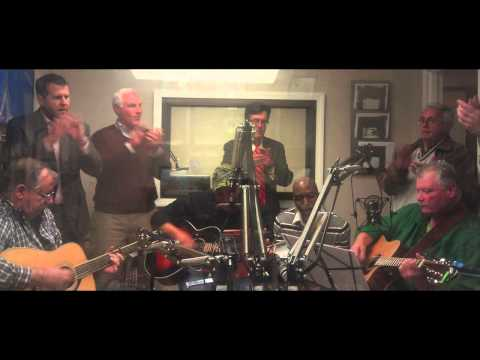 The Council Chords   Holly Jolly Christmas (LIVE WXBR Studios)