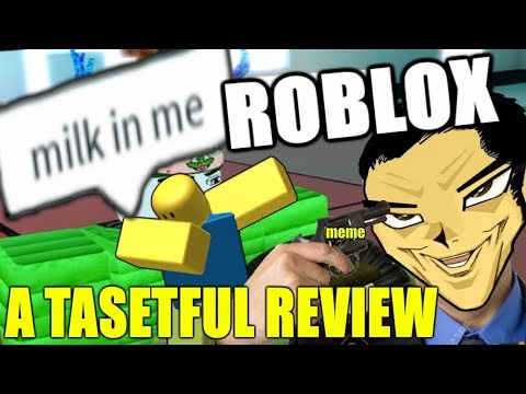 Roblox - A Tasteful Review (ROBLOX CONQUERS The WORLD )