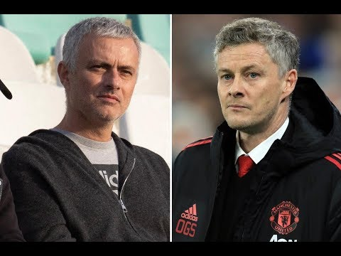Solskjaer I don't pity sacked Mourinho… he was given the perfect job