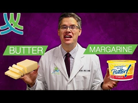 Margarine vs Butter - Which Is Better For You?