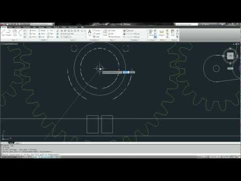 FIRM Research Project: Hoekens Linkage (AutoCAD)