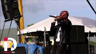 Marq Johnson at Jamaica Fun In the Son Festival 2018