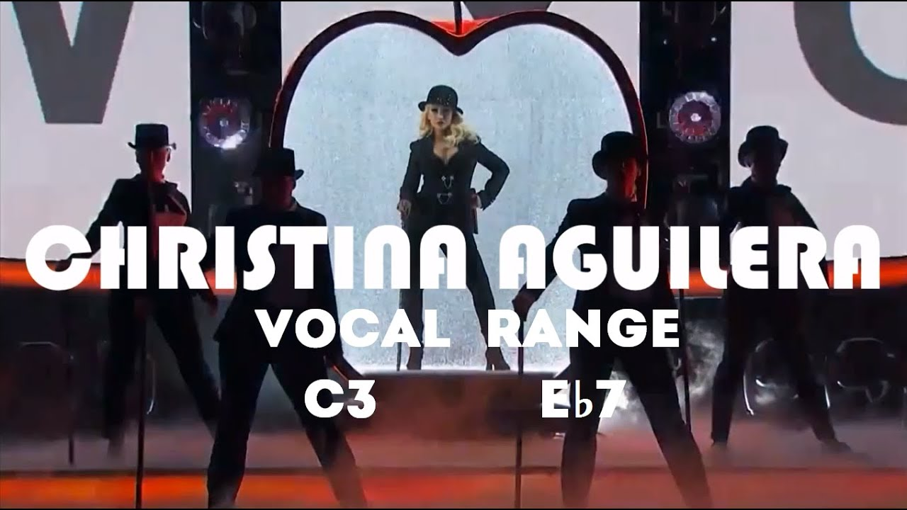 Diva Devotee: [Vocal Profile] Christina Aguilera