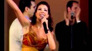 Nancy Ajram - Ah We Noss (Live HD)
