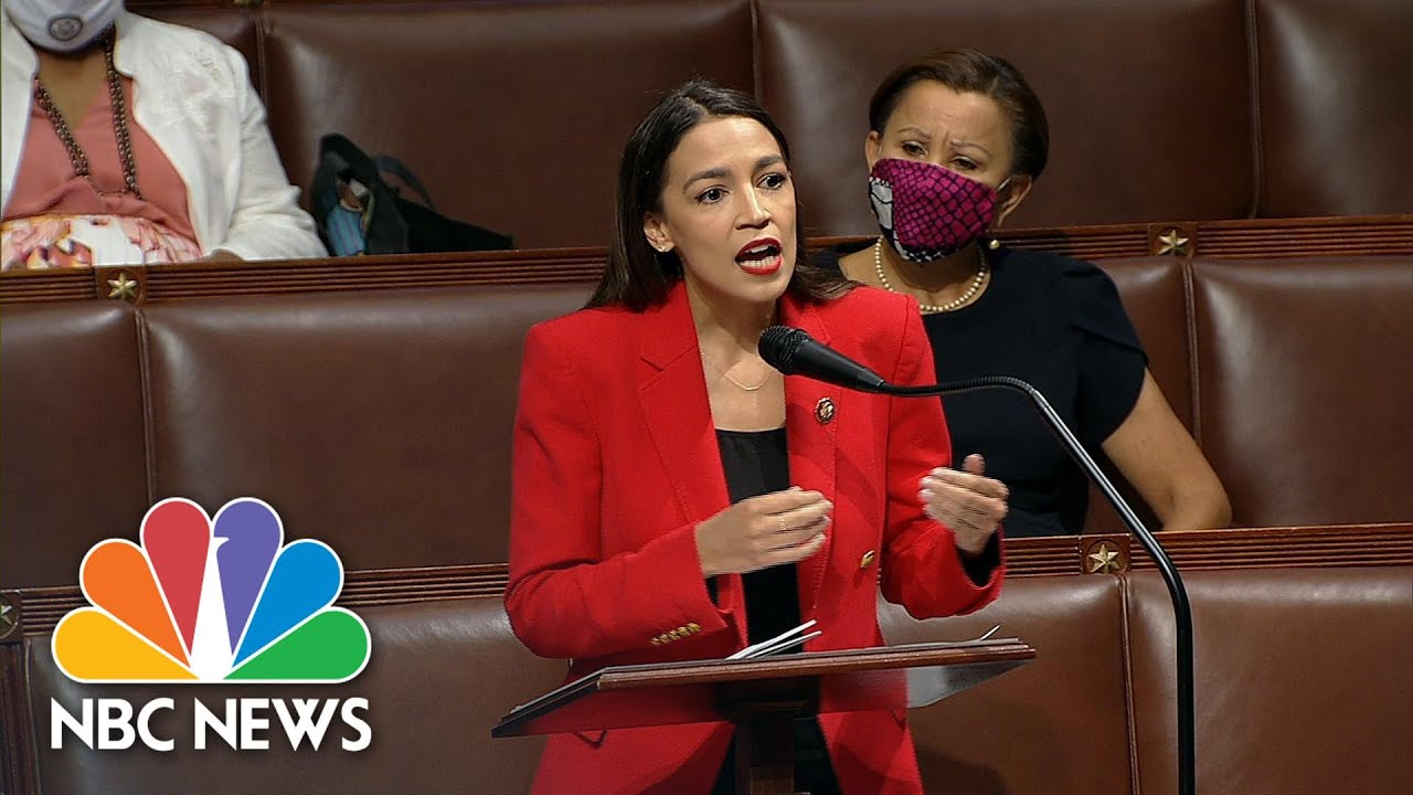 Passing the Mic: Alexandria Ocasio-Cortez