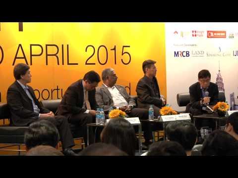 STProperty Seminar 2015 Panel Discussion (19 April 2015)