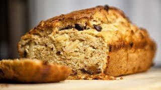 Sebastian's Banana Bread - Ciasto Bananowe -  Recipe #113