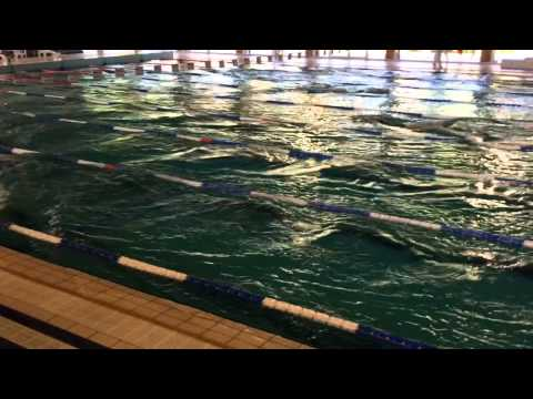 Young Joong Yoon Asian record 400sf - Finswimming