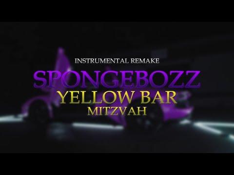 SpongeBOZZ - Yellow Bar Mitzvah (Instrumental Remake)