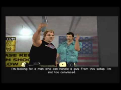 "GTA: Vice City: Mission #40 - ""The Shootist"""