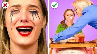 SAVE ME! ❤️ AVEC MAMAN VS SANS MAMAN     12 situations amusantes par l'Astuce du Panda
