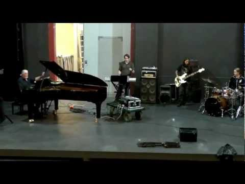 Jon Lord with Opeth rythm section - The Trondheim rehearsals 1 - 2010