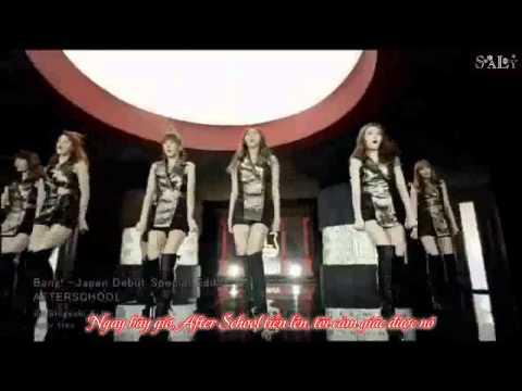 [Vietsub] Let do it - Bang - After School Japan version