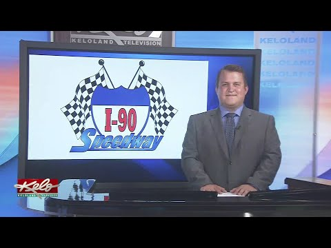 Beyenhof wins I-90 Speedway main event