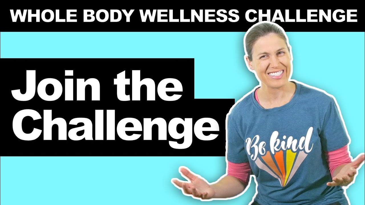 Join My 10-Day Whole Body Wellness Challenge!