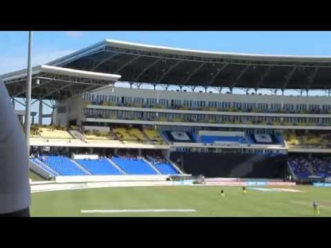 CPL T20 Cricket Antigua vs Jamaica - (Random Clips)