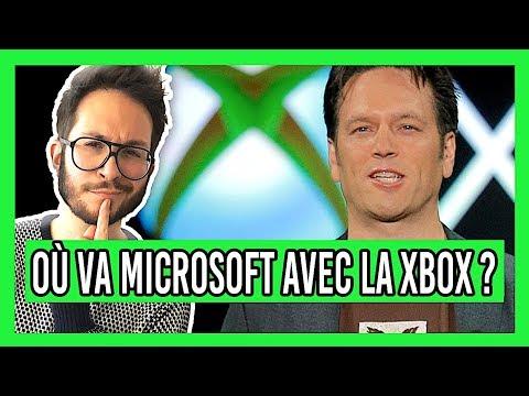 OÙ VA XBOX ? Phil Spencer répond + analyse