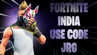 Duos Scrims & Arena || Use Code - JRG || Fortnite : India
