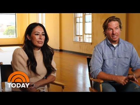 Chip And Joanna Gaines Open Up About Walking Away From 'Fixer Upper' | TODAY