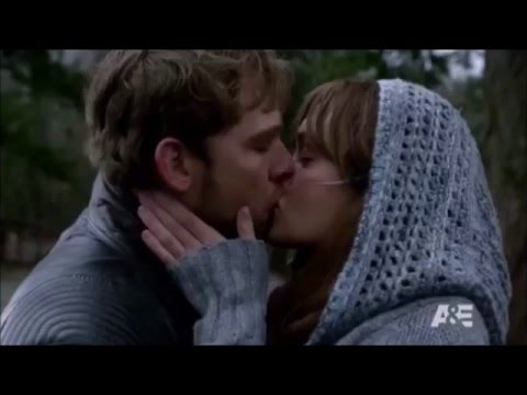 """You're a freaking warrior"" - Dylan & Emma's passionate first kiss (Bates Motel 3x10 - Part 8)"
