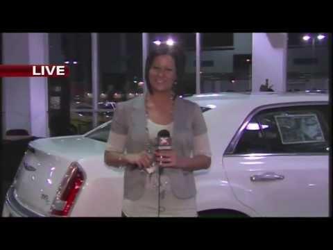 Liz Cooper K2TV Live Shots