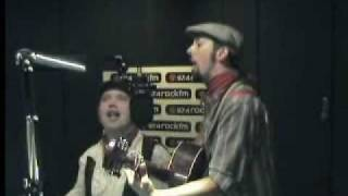 The Lancashire Hotpots - Chippy Tea - Live @ 97.4 Rock FM