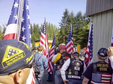 Kitsap 9-11 Memorial, Bremerton WA - 07/28/13.