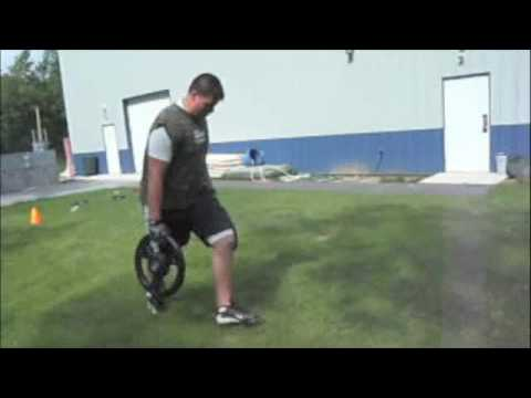 Outdoor Football Training at Athletic Republic