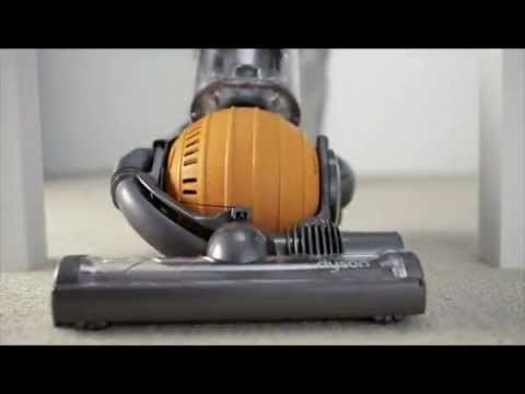 Dyson DC25 Multi Floor Vacuum Cleaner   YouTube