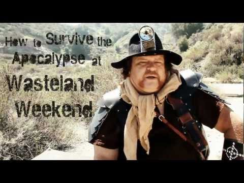 How to Survive the Apocalypse at Wasteland Weekend: Tribes  (Official)