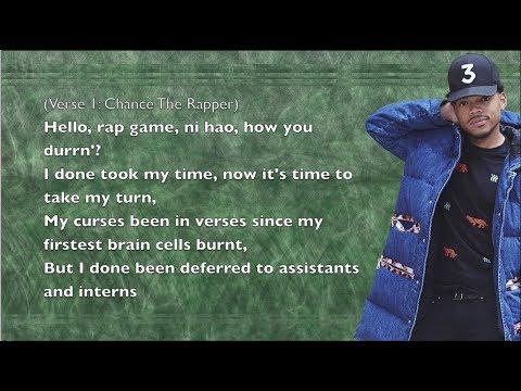 Chance The Rapper - Hello - Lyrics
