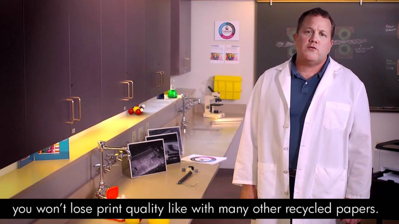 Paper Technology for Best Print Quality | ColorLok