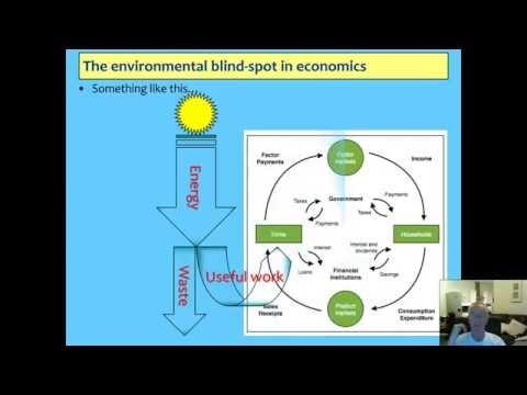 Lecture05 Why Economists Disagree: The common blindspot on the Environment,